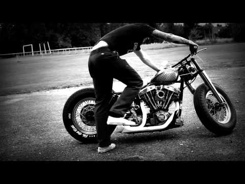 One day with / Choppers Leuk Motorcycles