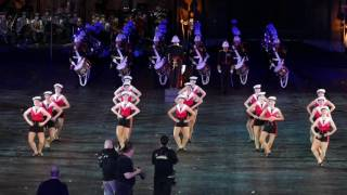 Basel Tattoo 2016 - Canadiana Celtic Highland Dancers, Kanada