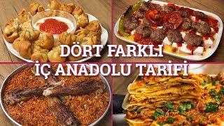 4 Farklı İç Anadolu Lezzeti (Seç Beğen!)   Yemek.com