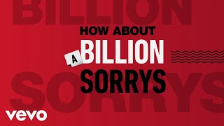 Matt Cornett - A Billion Sorrys (HSMTMTS | Official Lyric Video | Disney+)