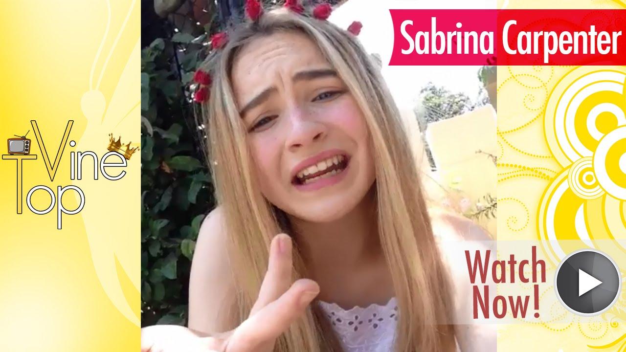 Sabrina Carpenter Vine Compilation ★ Best All Vines (NEW ...