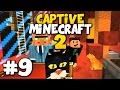 Captive Minecraft 2 #9 - MAUZI *_*  | Captive Minecraft 2