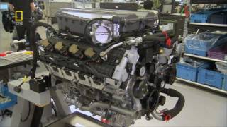 Megafactories Mercedes HD 720p Eng