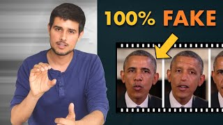 Photoshopped Videos created using Artificial Intelligence!! | Explained by Dhruv Rathee