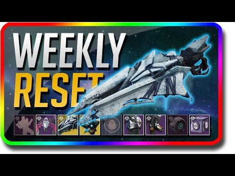 Destiny 2 - Halloween Festival of the Lost Reset (October 23 Forsaken Weekly Reset, Powerful Gear) thumbnail