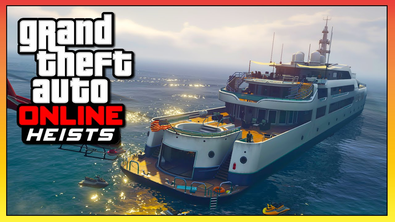 Gta Online Heists All Possible Heist Locations Quot Yacht