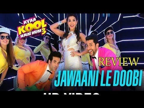 Jawani Le Doobi' Song Review | Kya Kool Hai Hum 3 | Funtanatan