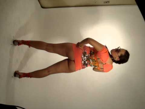 Urban Model and Video Vixen Shantel with Treats and Threads