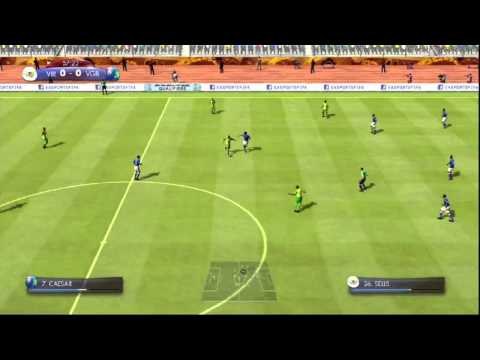 FIFA Digital World Cup 2014 Qualification: US Virgin Islands - British Virgin Islands