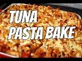 Tuna Pasta Back With Cheese How To Make It - |Chef Ricardo Cooking