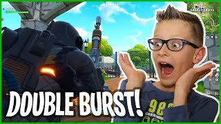 The NEW Double Burst Strategy in Fortnite Battle Royale