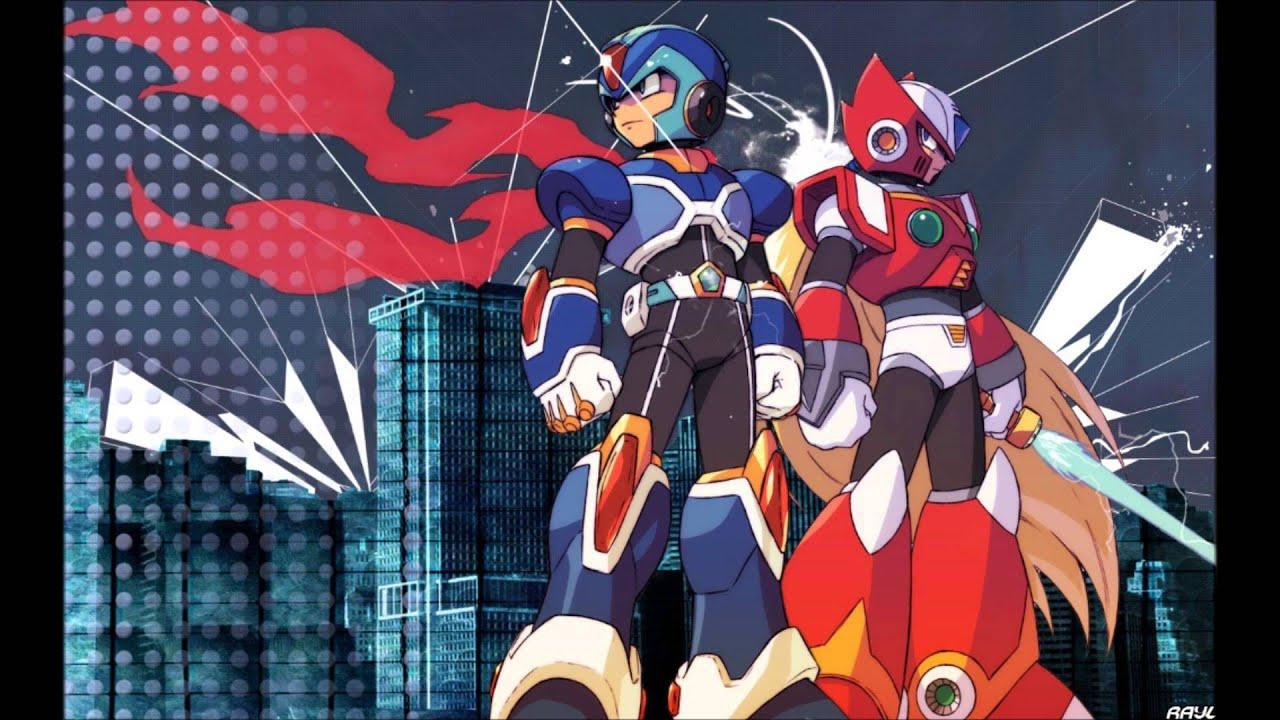Mega Man X5 - X vs Zero (8-bit 2A03) - YouTube