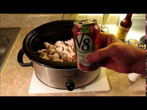 Moms Crockpot Beef Stew Recipe