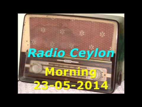 Radio Ceylon 23-05-2014~Friday Morning~03 Aapki Pasand