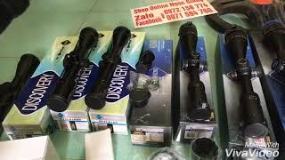 Ống ngắm đicovery các loại cho pcp lh 0971594760-0972158774