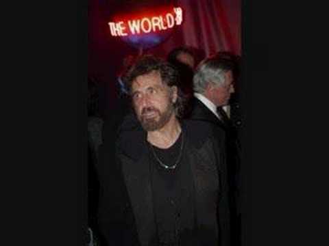 Al Pacino Calls Cash Max