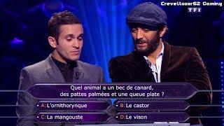 Qui Veut Gagner Des Millions (QVGDM) - 02/01/2015 - Ramzy et Malik Bentalha