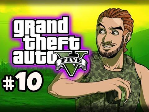 DEJA VU TOUR - Grand Theft Auto 5 ONLINE w/ Nova, Kevin & Immortal Ep.10