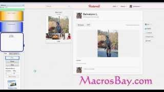 Pinterest Uploader - Upload Bulk Images to Pinterest