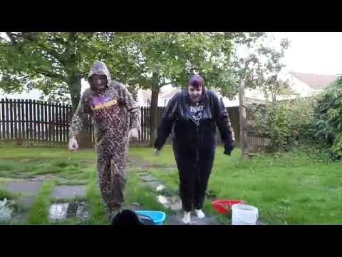 Kith and Kitty's Ice Bucket Challenge