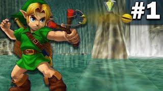 Legend of Zelda: Nimpize Adventure - Part 1 (New Fanmade Zelda Game)