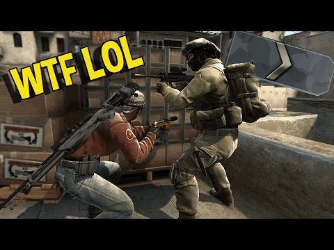 CSGO FUNNY SILVER MOMENTS - FUNNIEST BLIND SILVER FAIL, BAITING TROLLING (FUNNY MOMENTS)