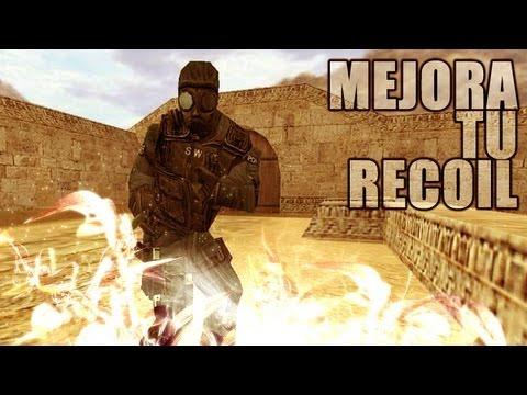 Controlar/Mejorar tu Recoil y más - Guia Counter-Strike 1.6