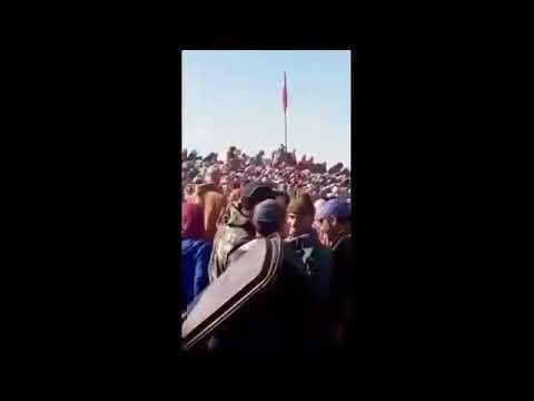 مقتل 15 امراة في تدافع خلال توزيع مساعدات غذائية في  الصويرة #1
