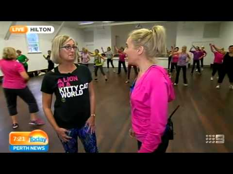 Zumba Gold for Seniors Part 1 | Today Perth News