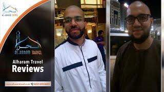 Happy Customer Reviews of Alharam Travel – Imran Leth and Subhan Ali