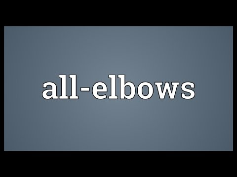 Header of All-Elbows