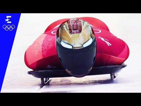 Skeleton | Men's Highlights | Pyeongchang 2018 | Eurosport
