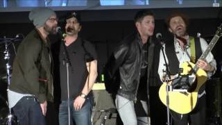 Jensen Ackles – Tennessee Whiskey, Whipping Post, Wagon Wheel + Happy Birthday, Jensen (Stageit)