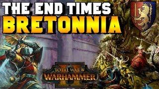 End Times: Bretonnia & Fates of Legendary Lords + Bretonnian Civil War | Total War: Warhammer 2