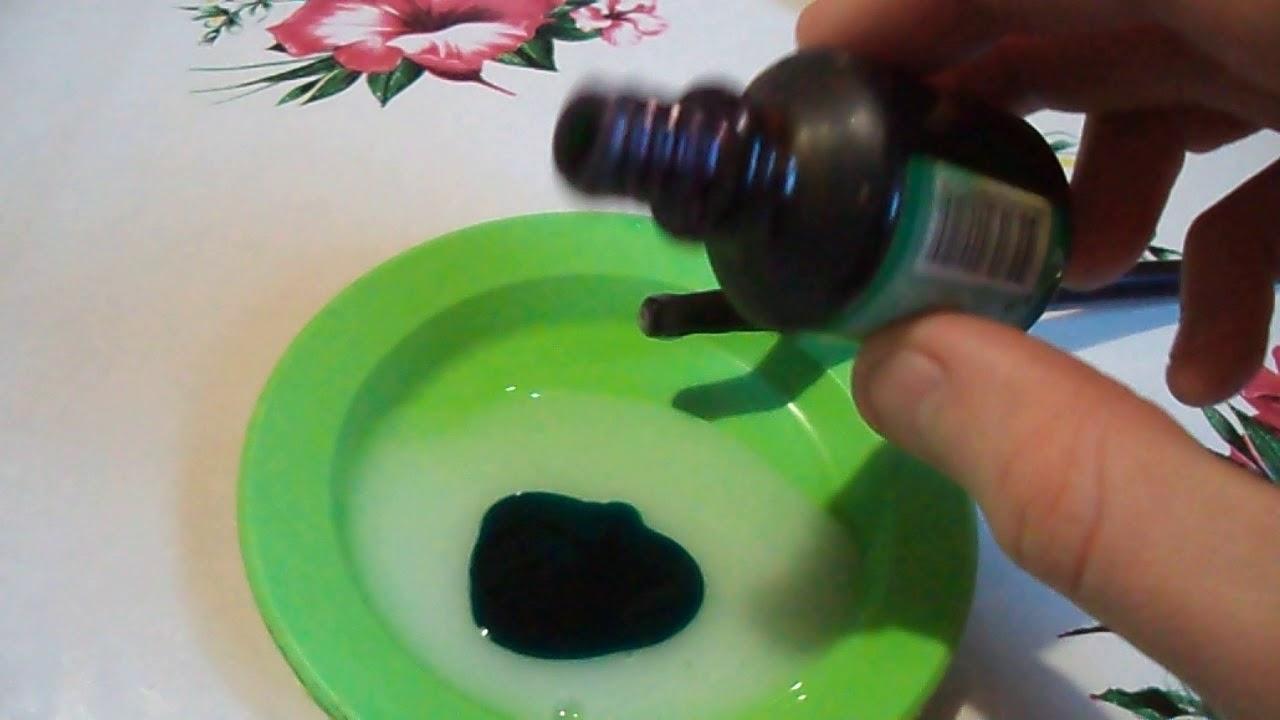 Как сделать лизуна из тетрабората натрия ютуб 600