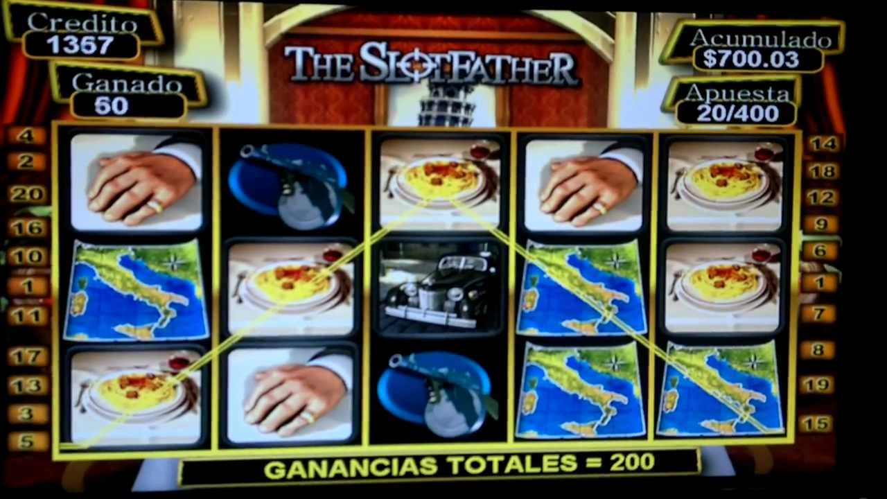 gaminator slot machines