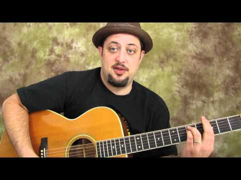 Acoustic Guitar Lesson - How To Play The Remedy - Jason Mraz - Easy Beginner Guitar Songs video