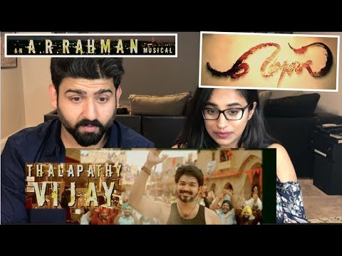 download lagu Mersal Teaser Reaction  Thalapathy Vijay  A.r Rehman gratis