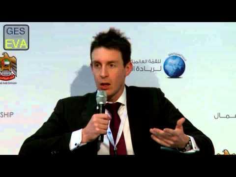 Keynote Karen Dillon and James Allworth - GES-EVA Dubai 2012