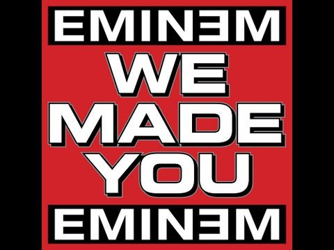 SUBSCRIBE: http://bit.ly/11n9ByB Check out We Made You by Eminem About Eminem: Eminem is an American rapper, record producer, songwriter and actor. Eminem al...
