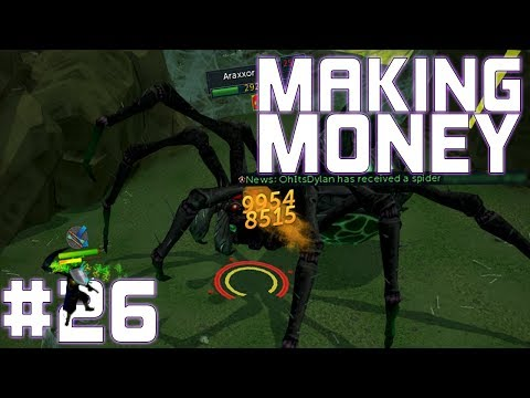 RuneScape 3: 25 Hours of High Level PvM - Making Money (#26)