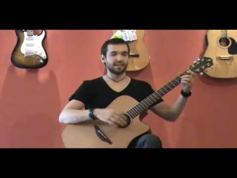 Nauka Gry Na Gitarze.Lekcja 6 Baśka-Wilki Cz 1