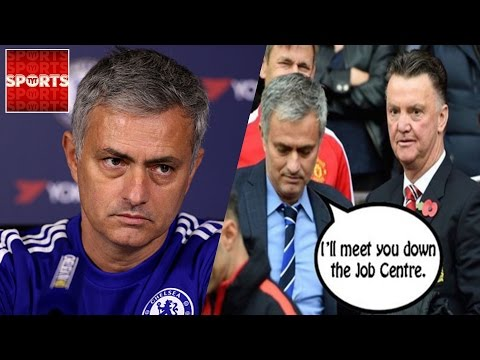 JOSE MOURINHO FIRED | Guus Hiddink To Replace Chelsea Manager?
