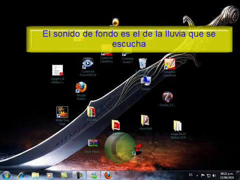 Como predeterminar un Reproductor de  CD y DVD en Windows 7