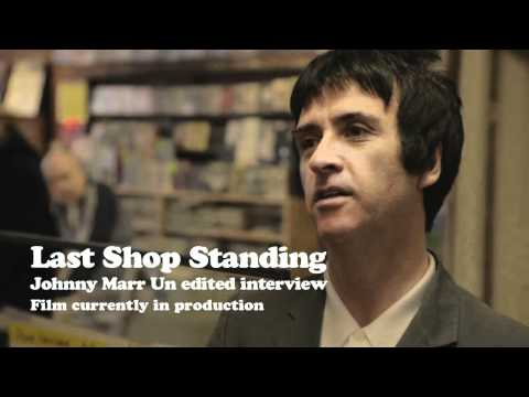 Johnny Marr - Last Shop Standing