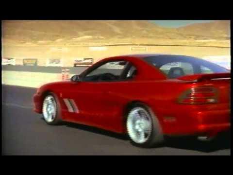 Mustang 1995 Saleen 1995 Saleen S-351 Mustang