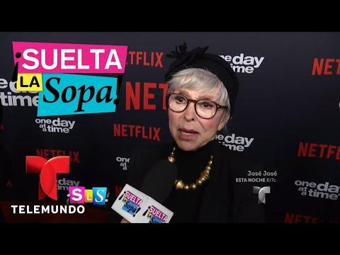 Entrevista exclusiva con Rita Moreno desde Los Ángeles | Suelta La Sopa | Entretenimiento