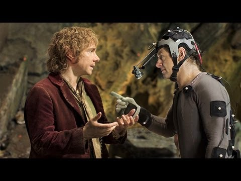 EXCLUSIVE: HOBBIT'S EFFECTS MAGIC