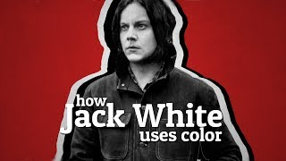 How Jack White Uses Color