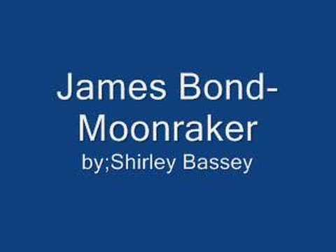 Moonraker is listed (or ranked) 20 on the list The Best James Bond Movie Theme Songs